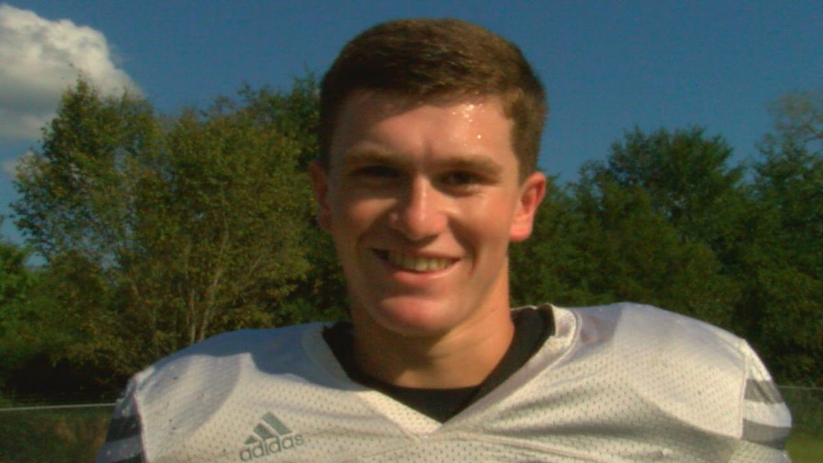 Alto QB's success on offense, defense earns him ASB Player of the Week honor