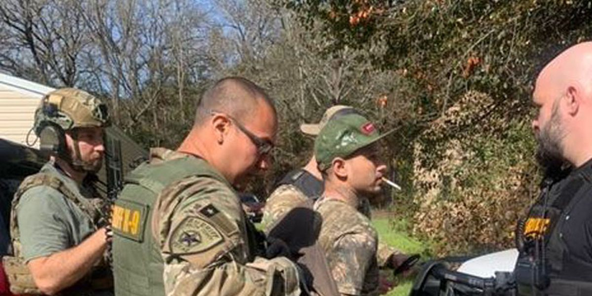 Bond for Smith County shooting suspect captured after manhunt set at $1 million
