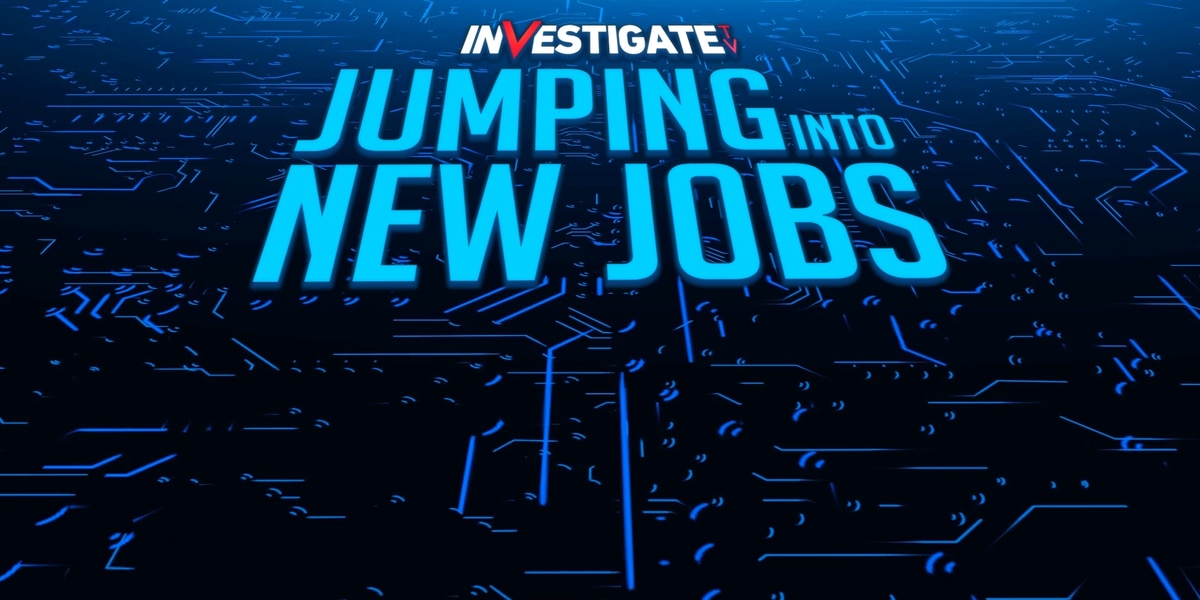 Jumping Into New Jobs: America's workforce and job opportunities change with pandemic