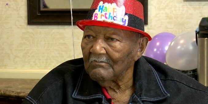 Tyler man celebrates 104th birthday