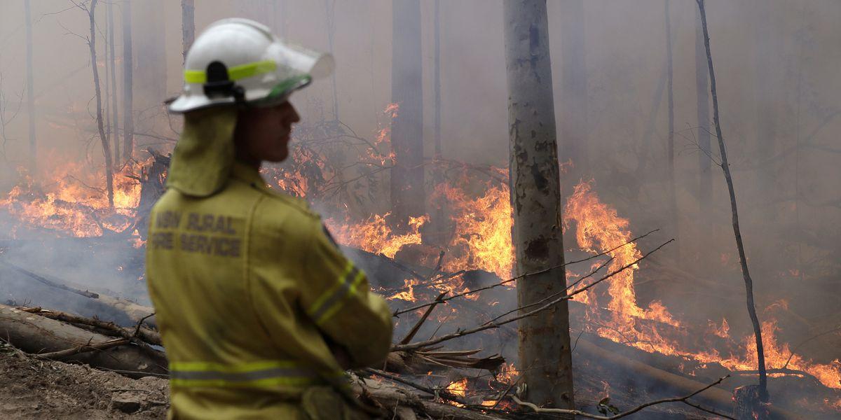 3 US firefighters die in plane crash while battling Australian wildfires