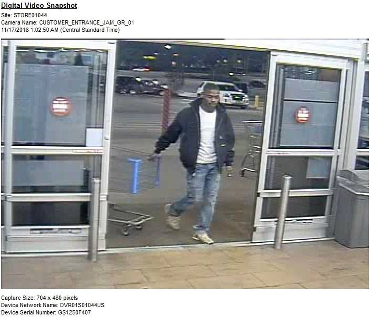 Tyler police asking for help in IDing Walmart theft suspect who