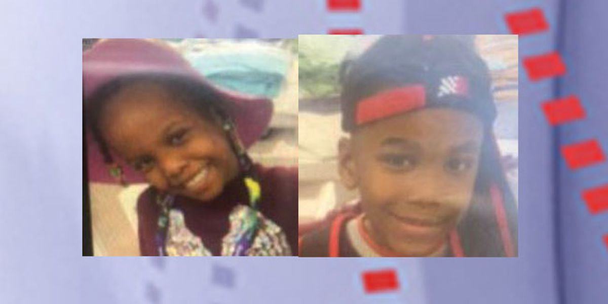 Amber Alert issued for 2 small children who went missing in Farmer's Branch