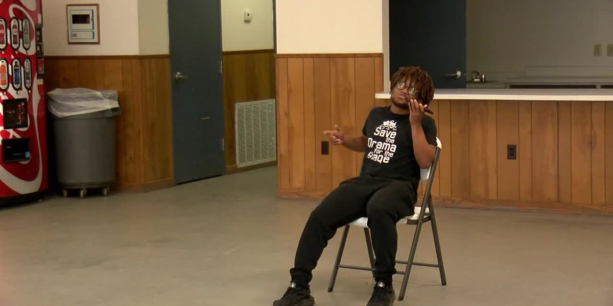 WEBXTRA: Drama Festival showcases East Texas middle, high school students' theater talent