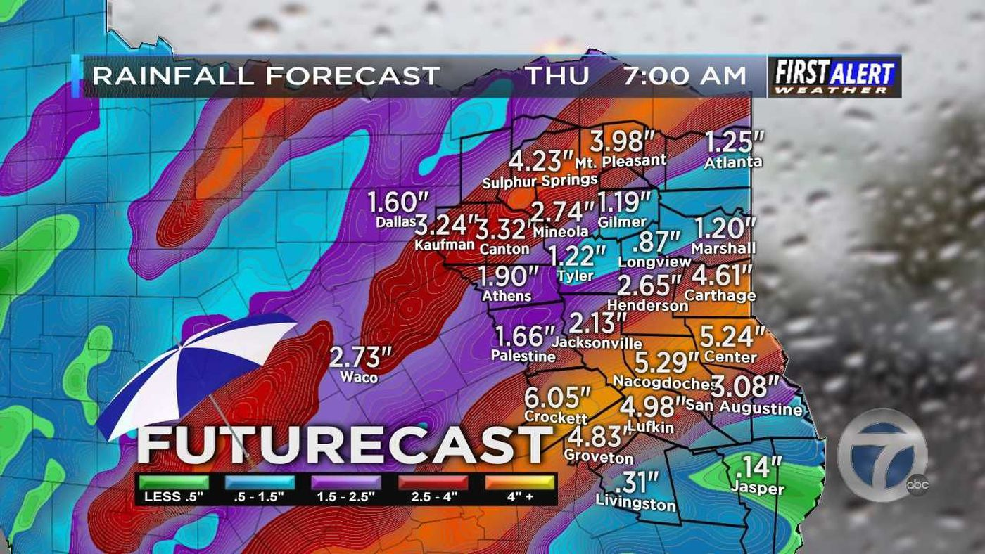 First Alert Weather Days Tuesday-Thursday