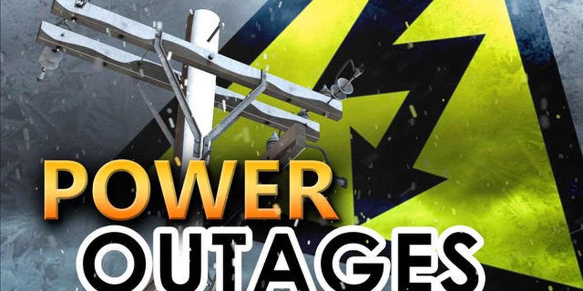 Swepco Power Outage Map SWEPCO releases schedule of power restorations