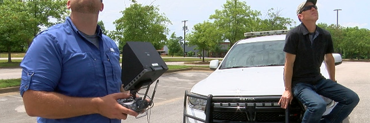 WEBXTRA: Tyler Police purchases drone to help in searches for missing children