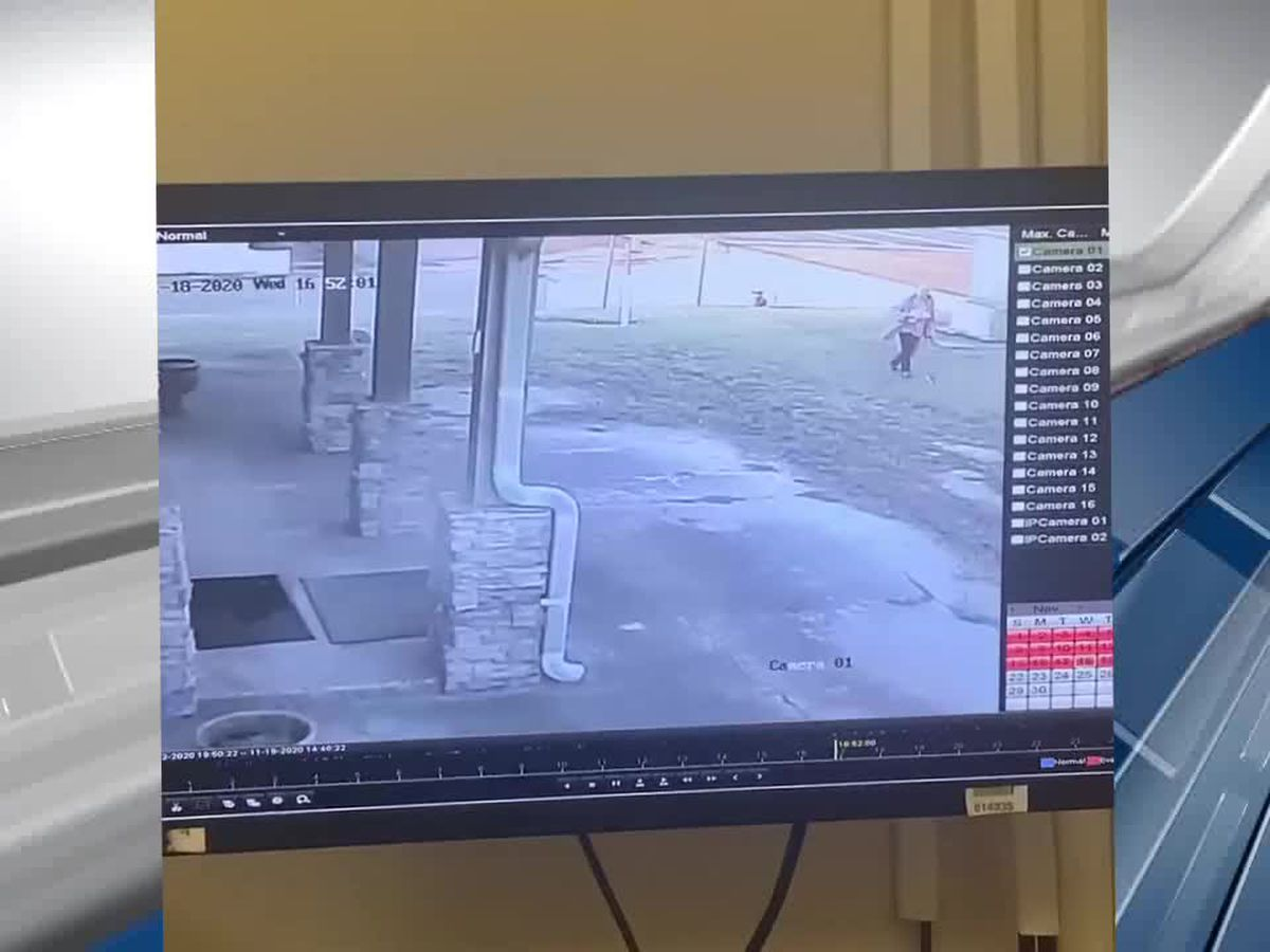 Surveillance video shows missing Lone Star woman