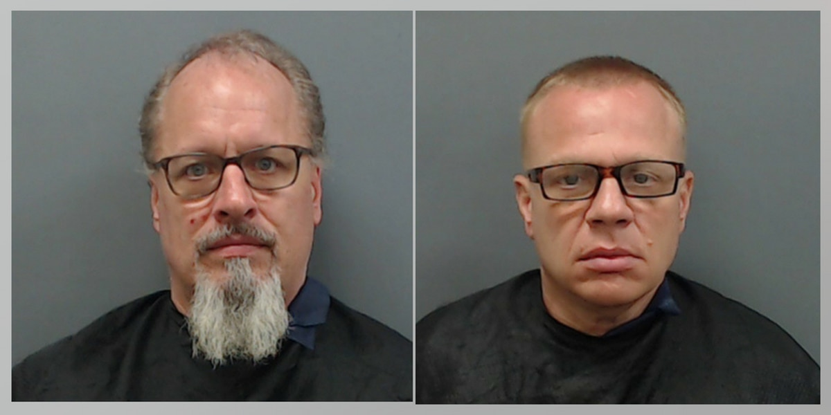 2 booked in Gregg County Jail on federal meth charges