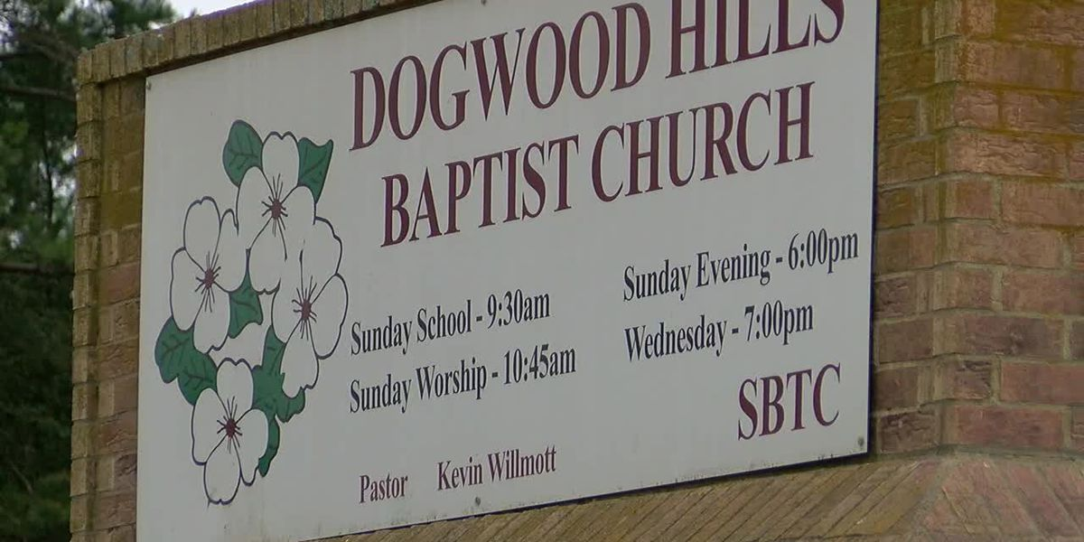 WEBXTRA: Dogwood Baptist Church blood drive