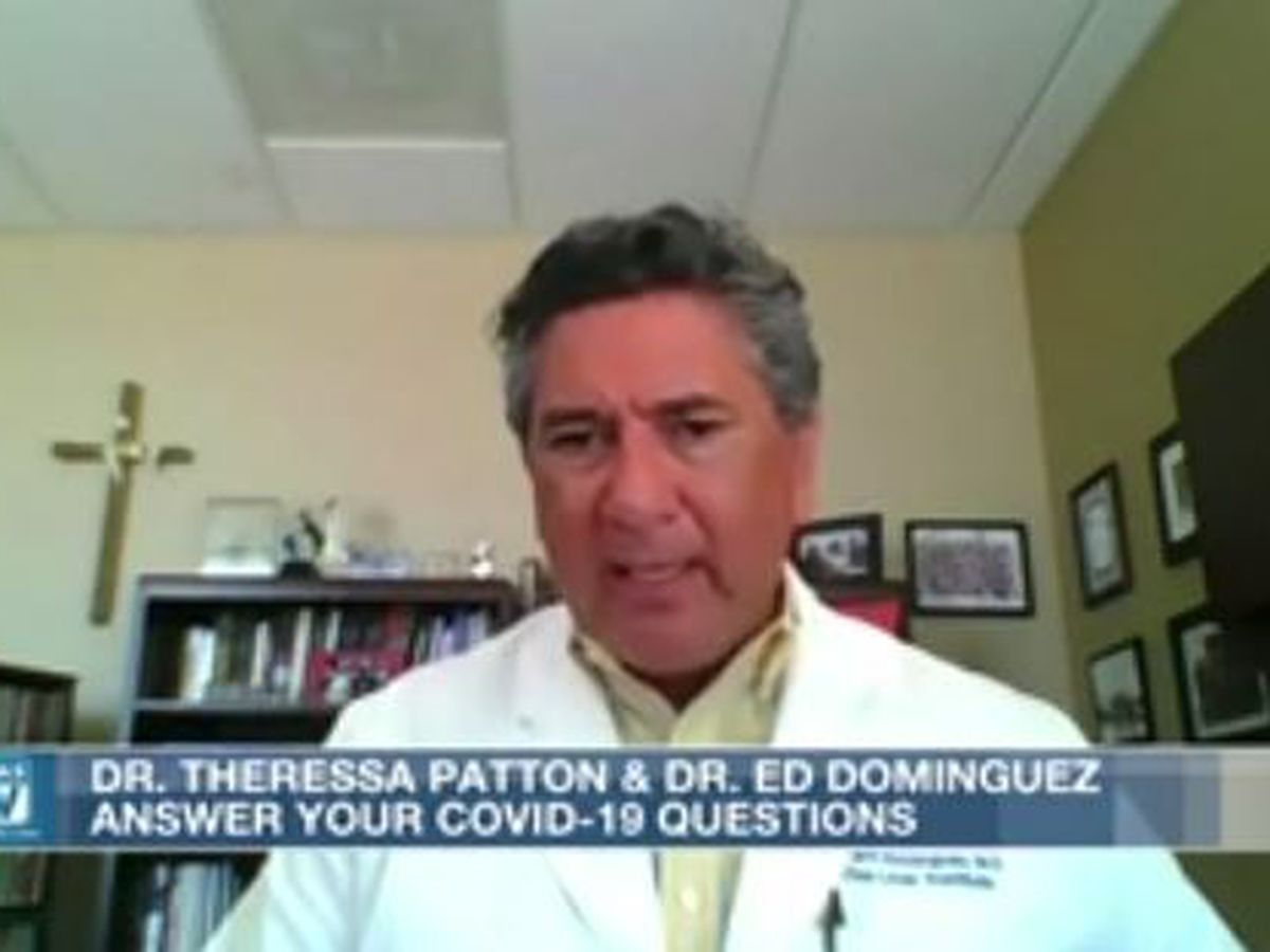 ETN: Dr. Ed Dominguez and Dr. Theresa Patton discuss COVID-19 vaccines, OB-GYN issues