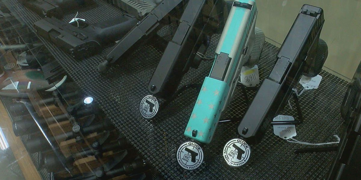 East Texas gun shop owner says sales in his shop likely to increase following Walmart's decision
