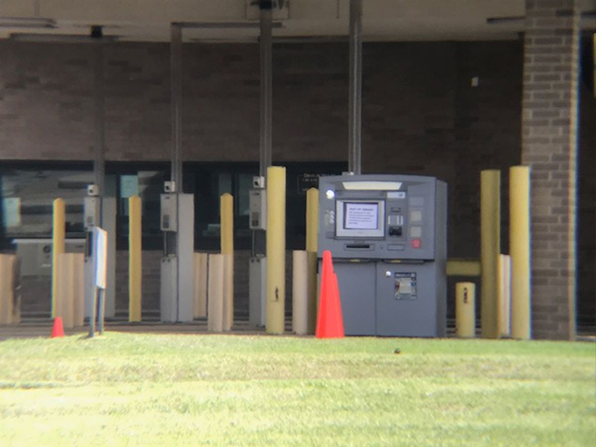 Thieves in stolen truck try, fail to break into Longview ATM