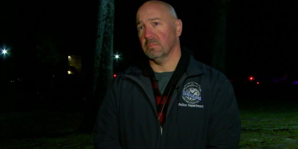 RAW: Henderson police chief gives update on shooting