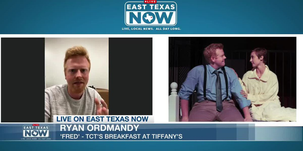 WATCH: 'Breakfast at Tiffany's' to open this week at Tyler Civic Theatre