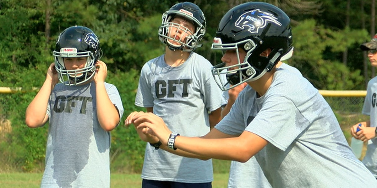 Red Zone Rundown: East Texas Christian Academy kicks off 2017 with first ever football practice
