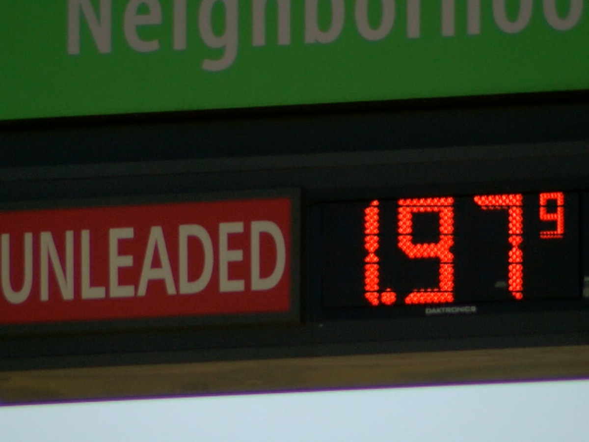 East Texans enjoy lower-than-average gas prices during holiday travel