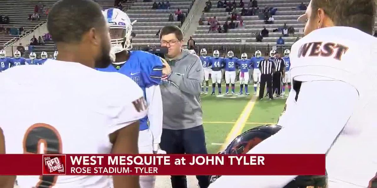 Week 7: West Mesquite vs John Tyler