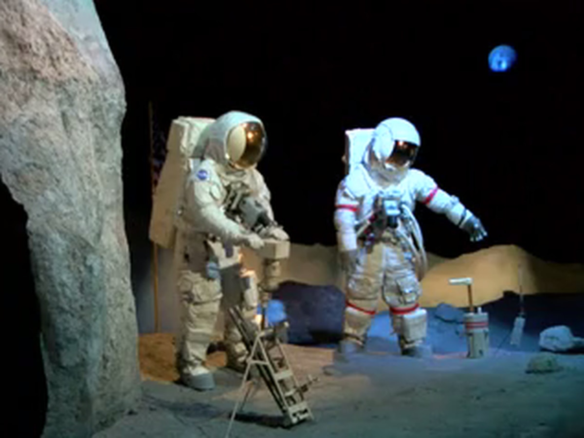 Apollo moon missions still inspiring 50 years later