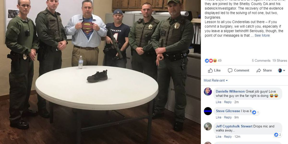 'At it again': Tenaha police, subject of viral post, make statement on felony arrests