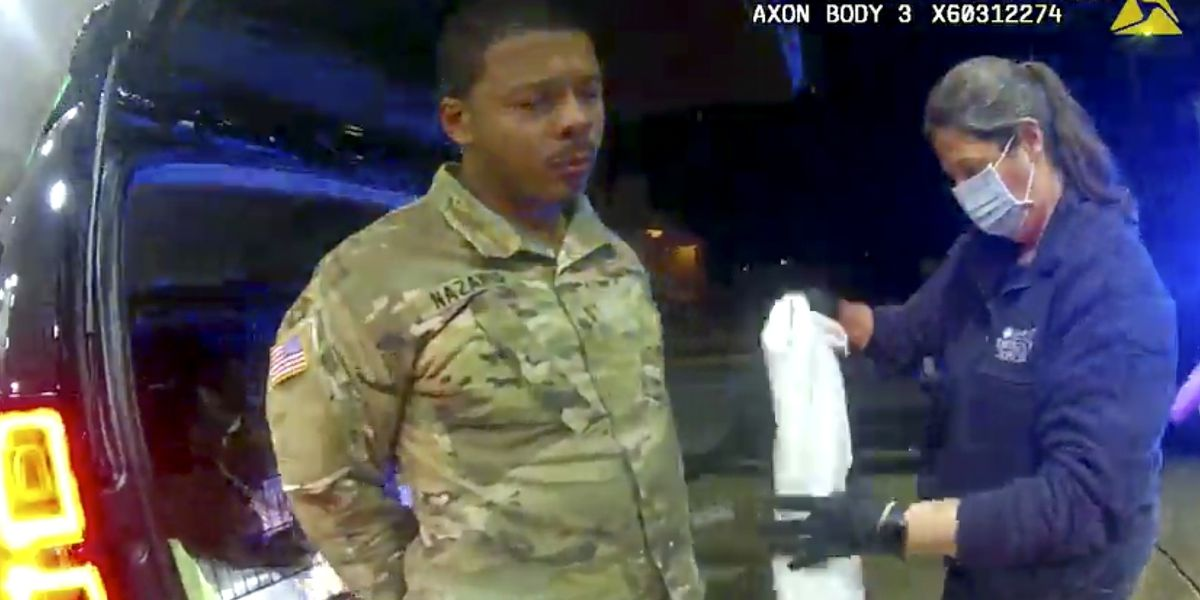 Lawsuit: Virginia police threatened Army officer during traffic stop