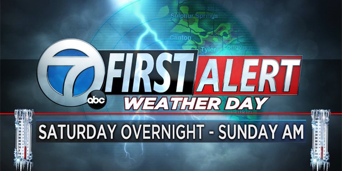 First Alert Weather Day: Expect showers, isolated storms this weekend