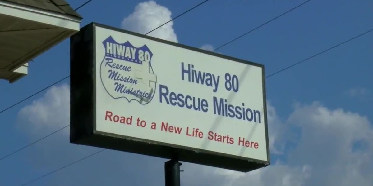 Food donations needed at East Texas rescue mission