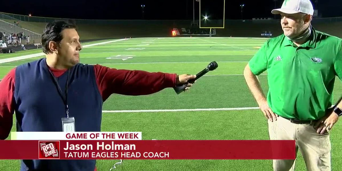 2020 Week 12 Coach Interview: Tatum Head Coach Jason Holman