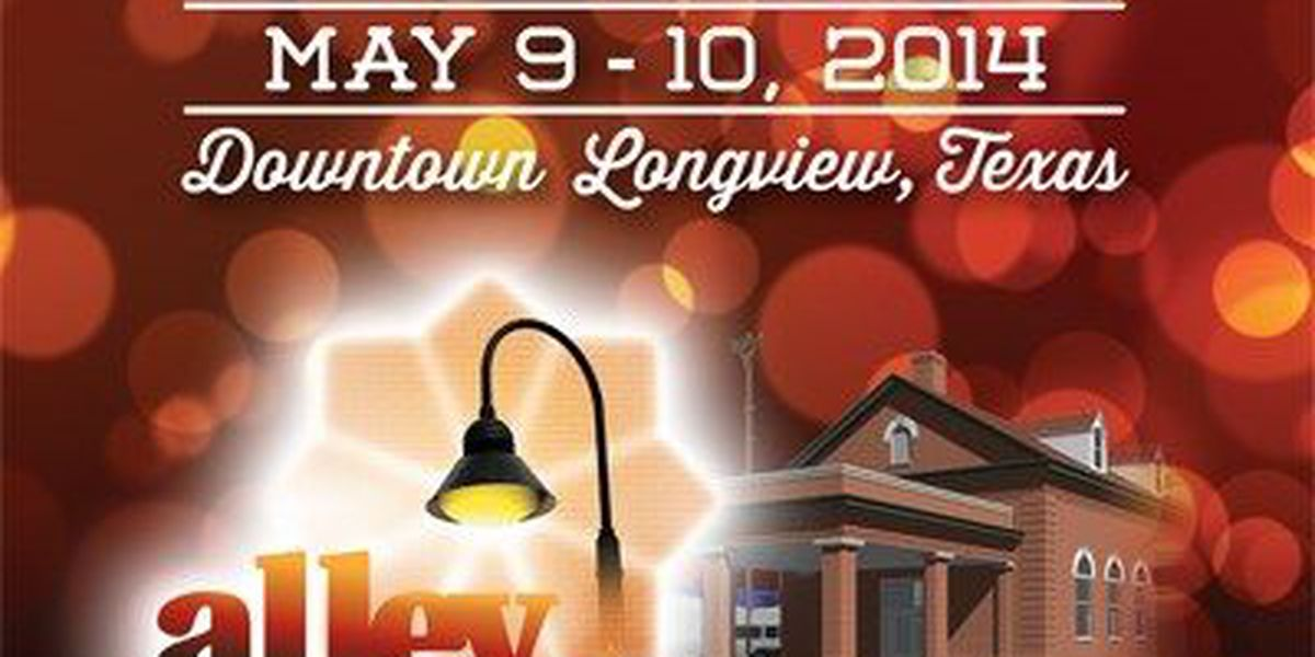 Get ready, Longview: AlleyFest and Historic Depot Days taking place May 9-10