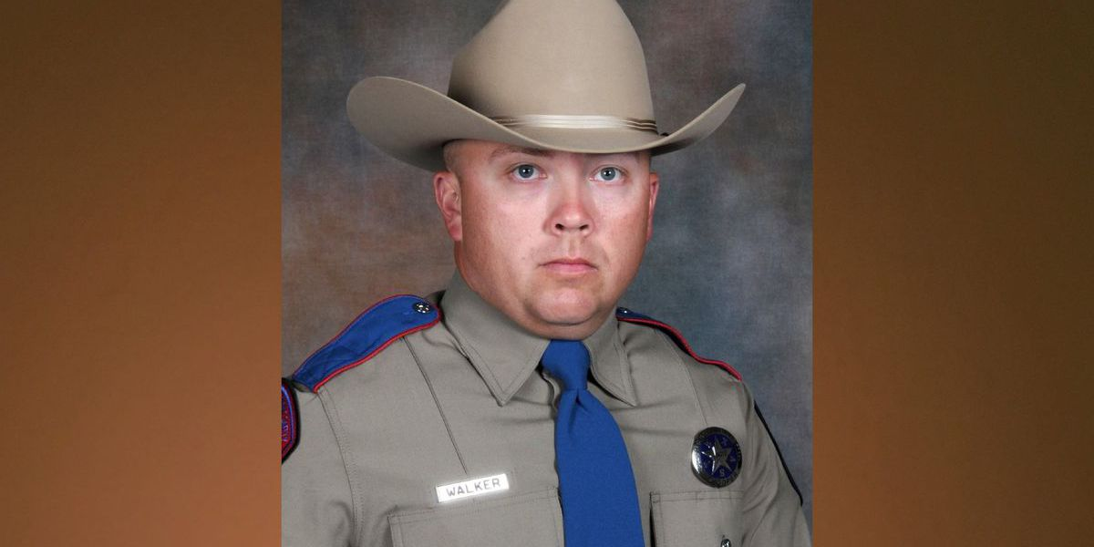Trooper Chad Walker dies after roadside shooting near Mexia