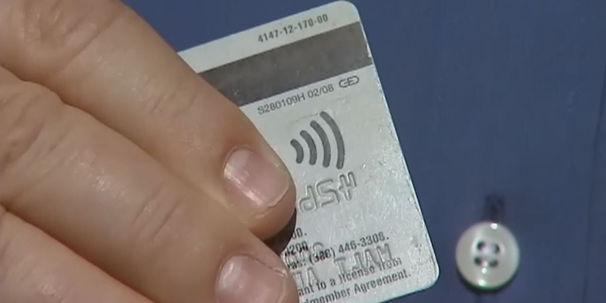Protecting credit cards from thieves stealing info out of 'thin air'
