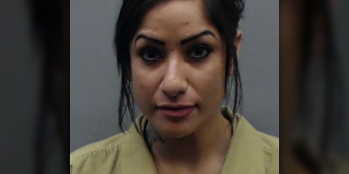 Tyler woman formally charged for pulling pink pistol during road rage incident
