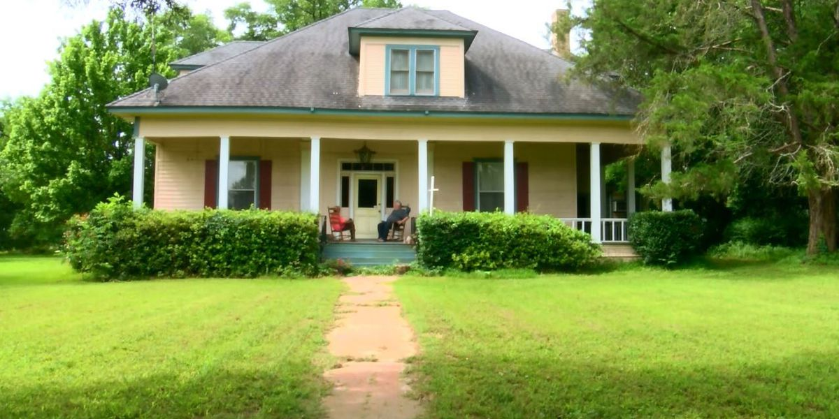 Proud of East Texas: Omen House