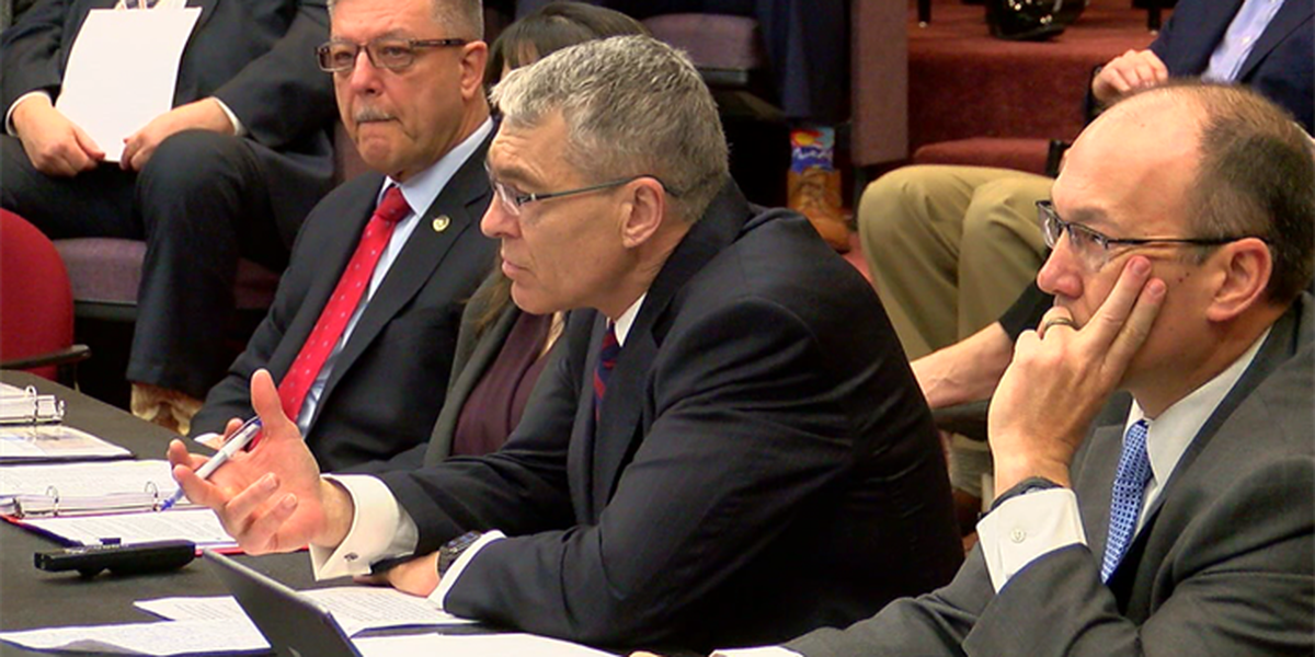 Texas Department of Public Safety addresses border control conflict during ETX meeting