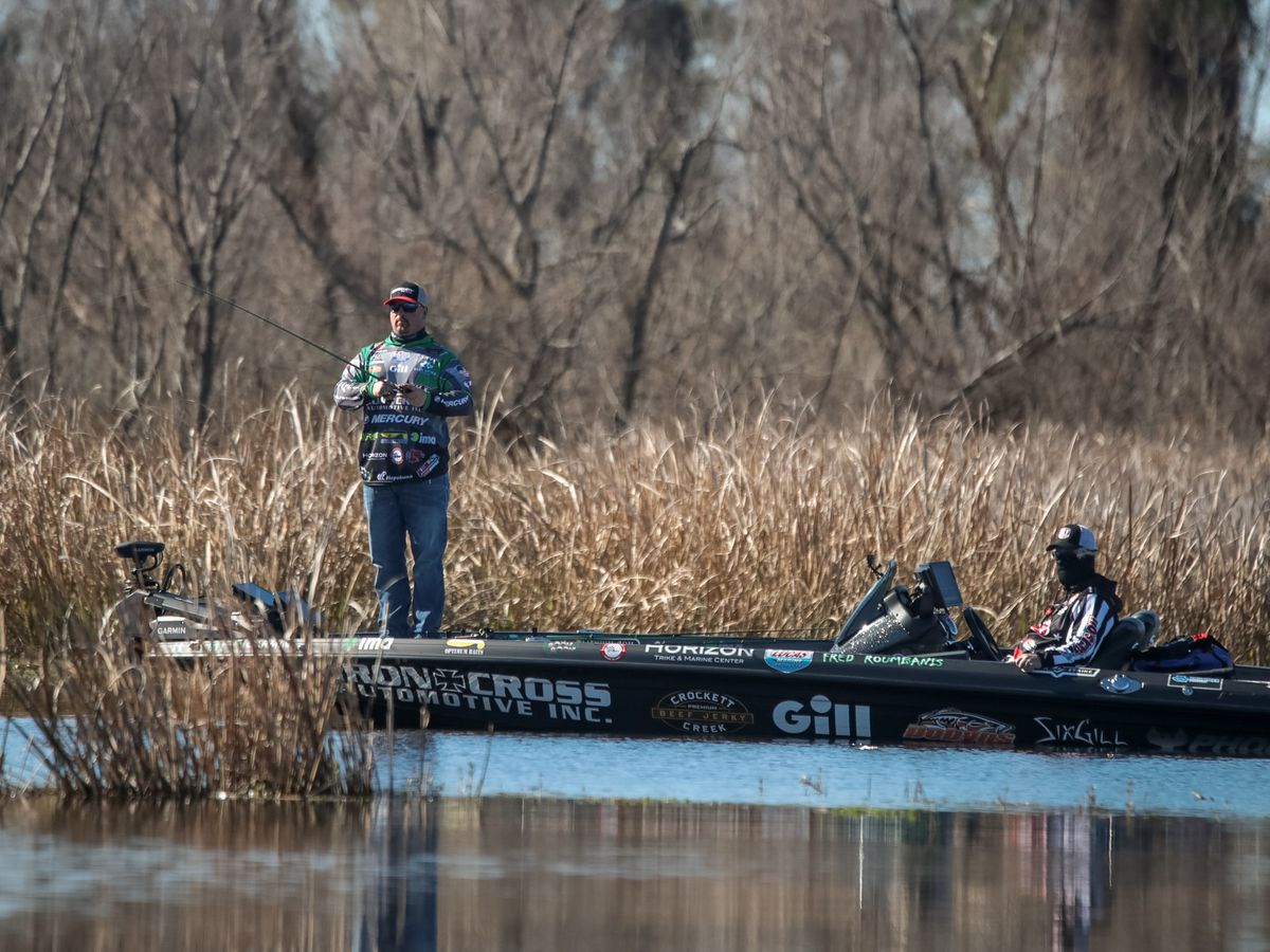 East Texas misses out on tourism revenue after Major League Fishing tournament leaves Lake Palestine after winter storm