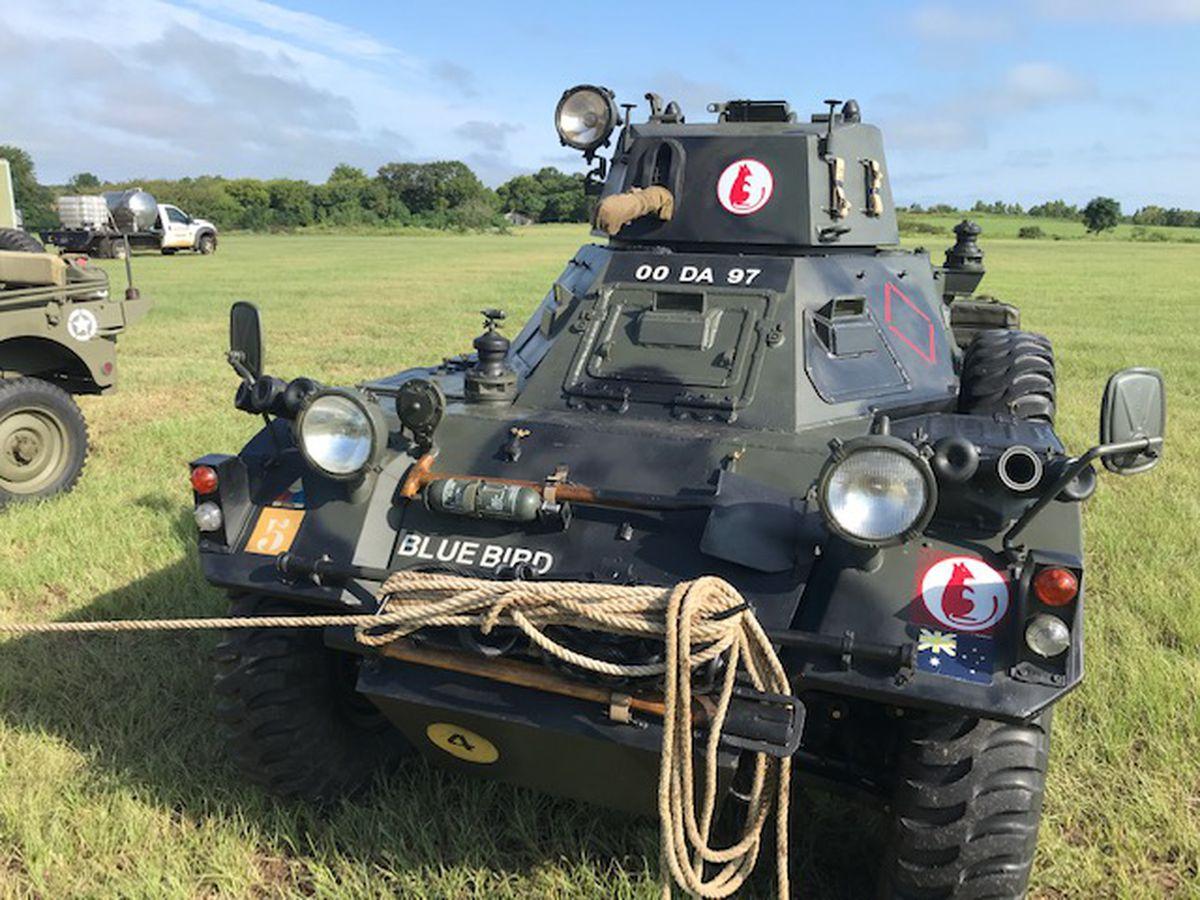 Annual Texas Veteran's Military and Classic Car Show in Bullard Saturday