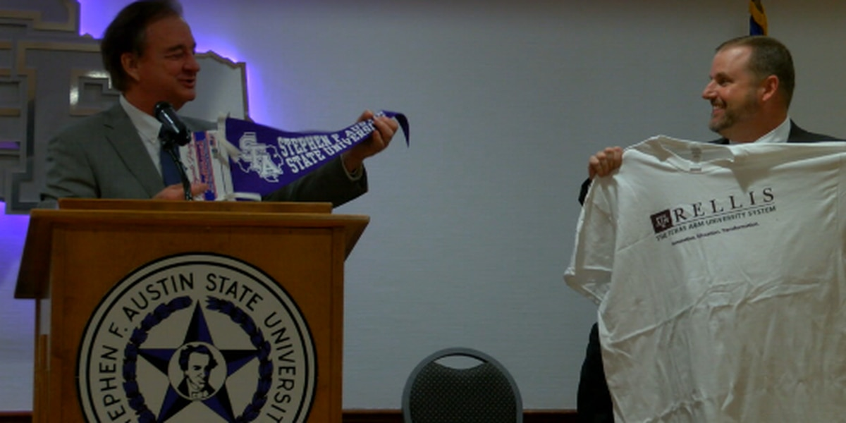 SFA announces academic partnership with Texas A&M