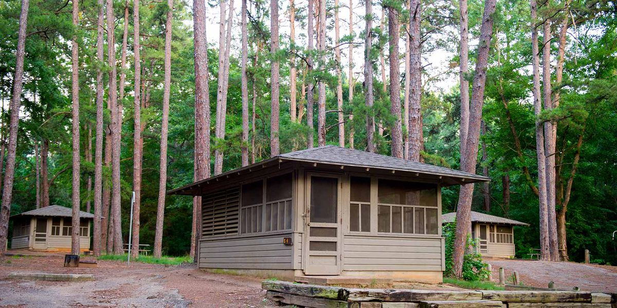Camping reservations resume at Texas State Parks on Wednesday