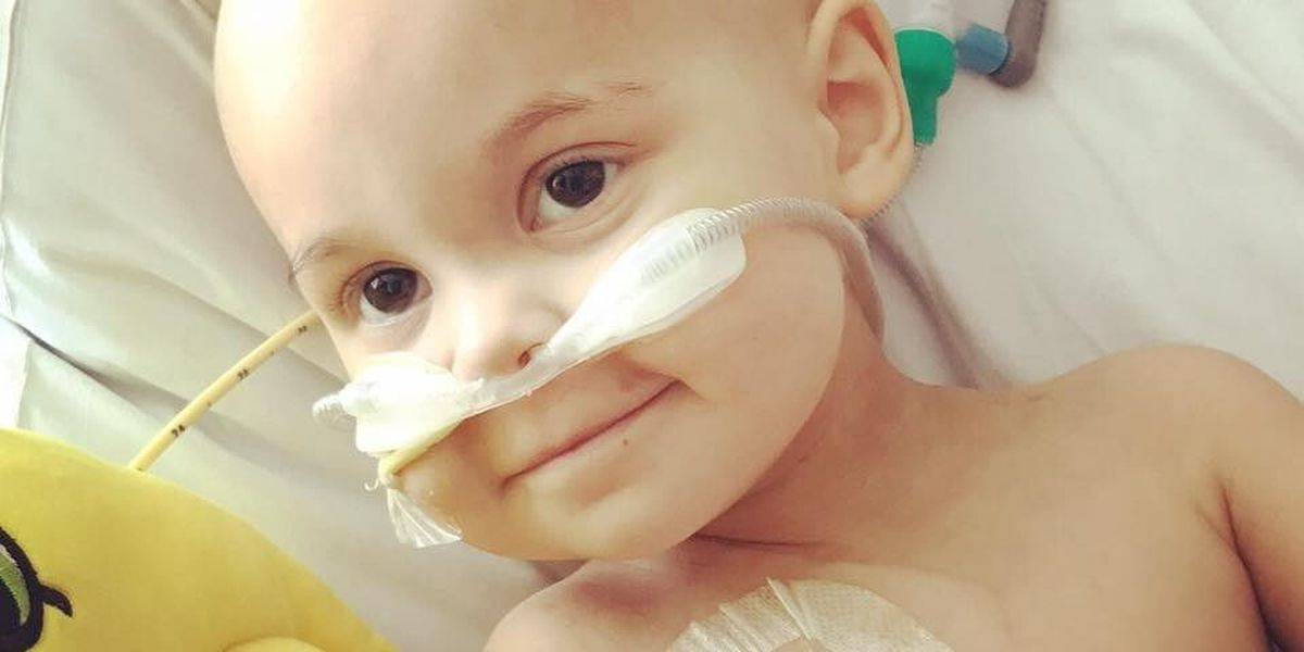 ETX mother's letter to nurses caring for ill daughter goes viral