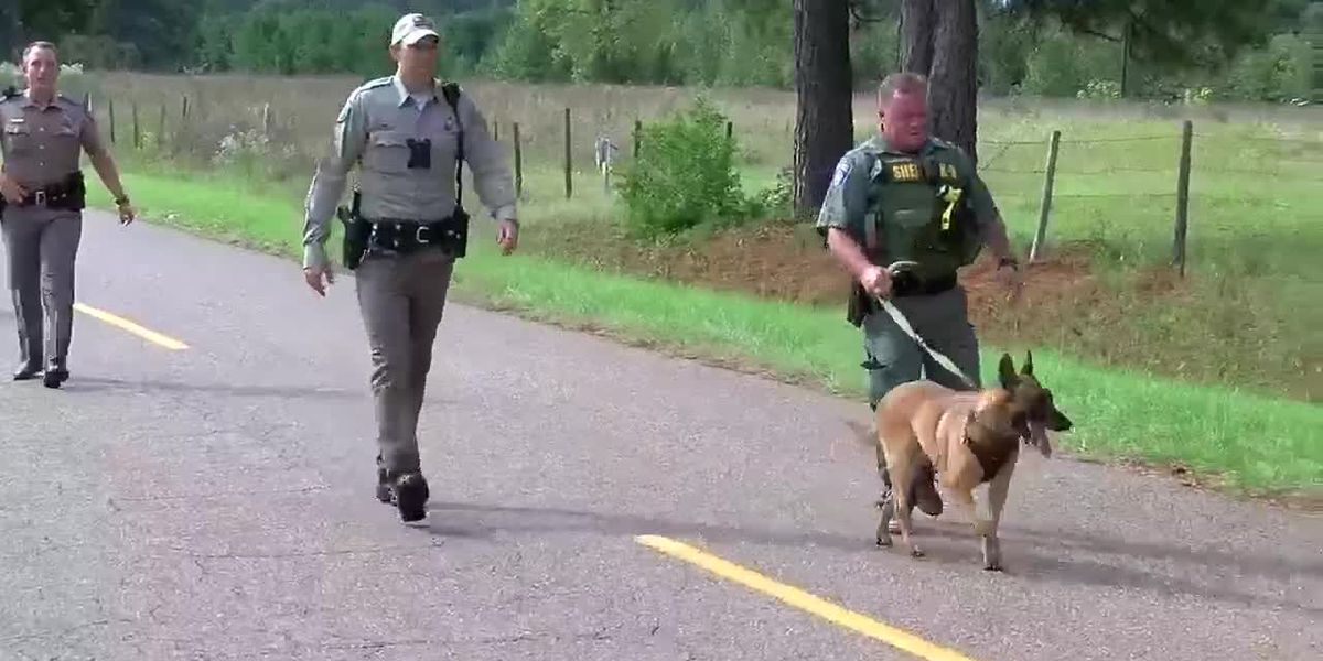 Rusk County manhunt for fugitive now in its 3rd day