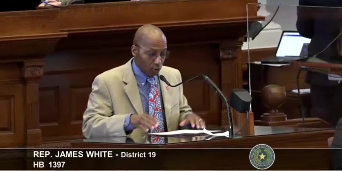 Rep. White bill requiring transparency on voting devices gets House passage