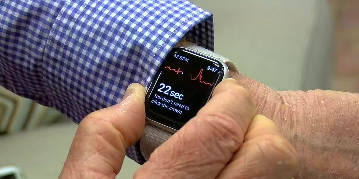 Apple Watch ECG Could Alert You to Heart Issue