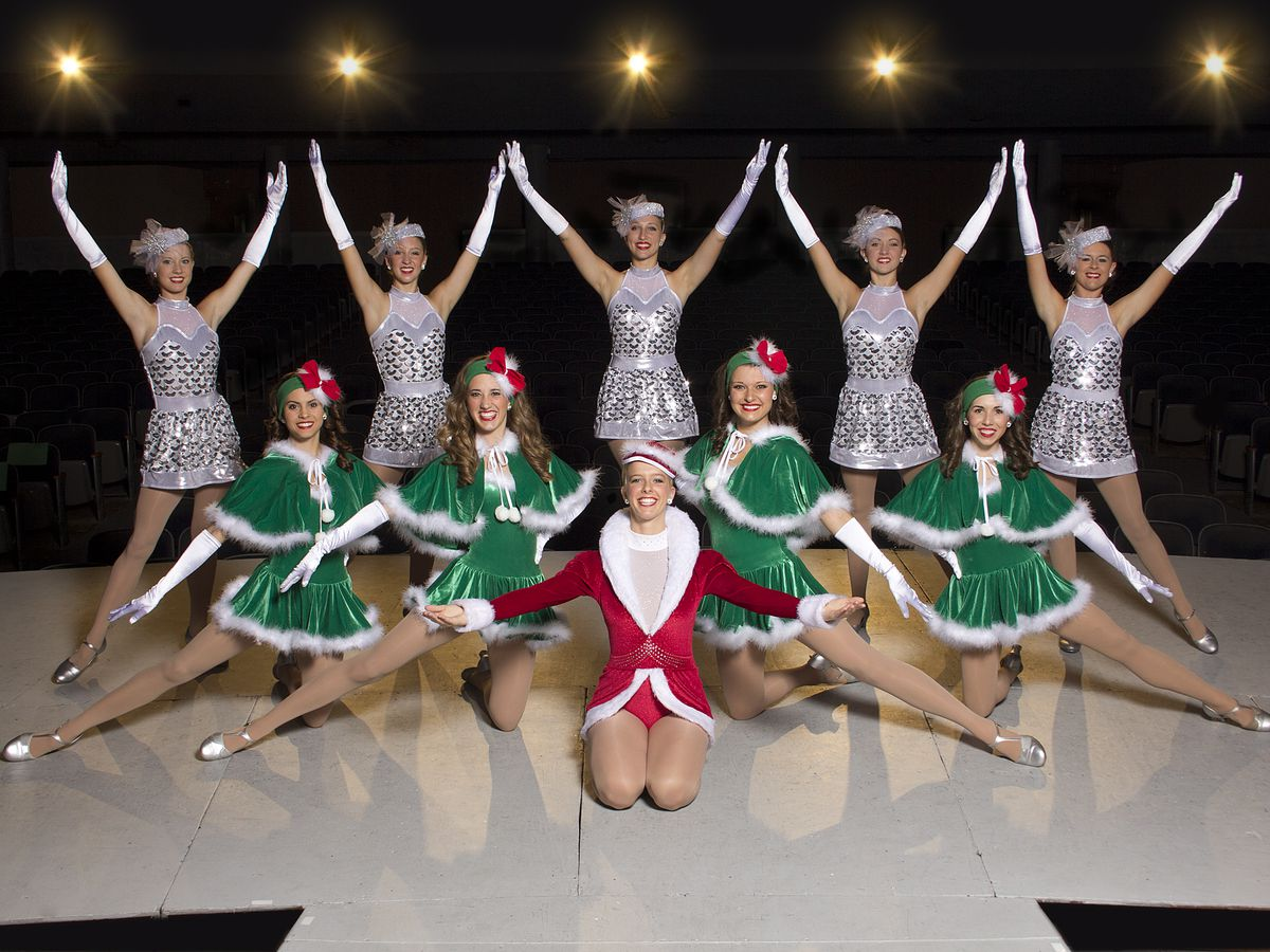 Rangerettes to present tenth annual Christmas show