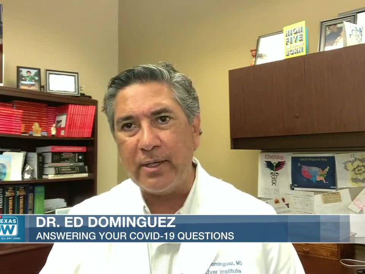 WATCH: Dr. Ed breaks down different types of tests, false results, and who should be tested