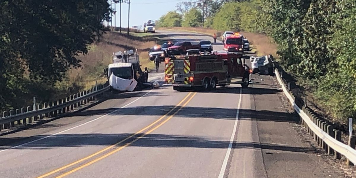Person killed in Winona wreck identified by DPS