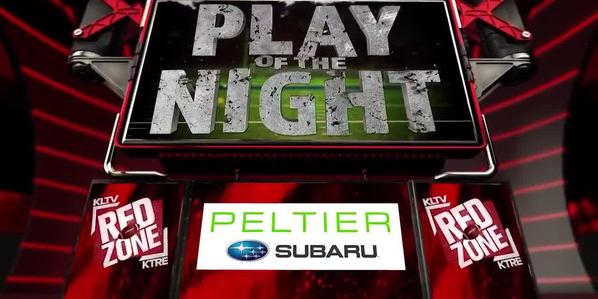 Red Zone Play of the Night Week 12
