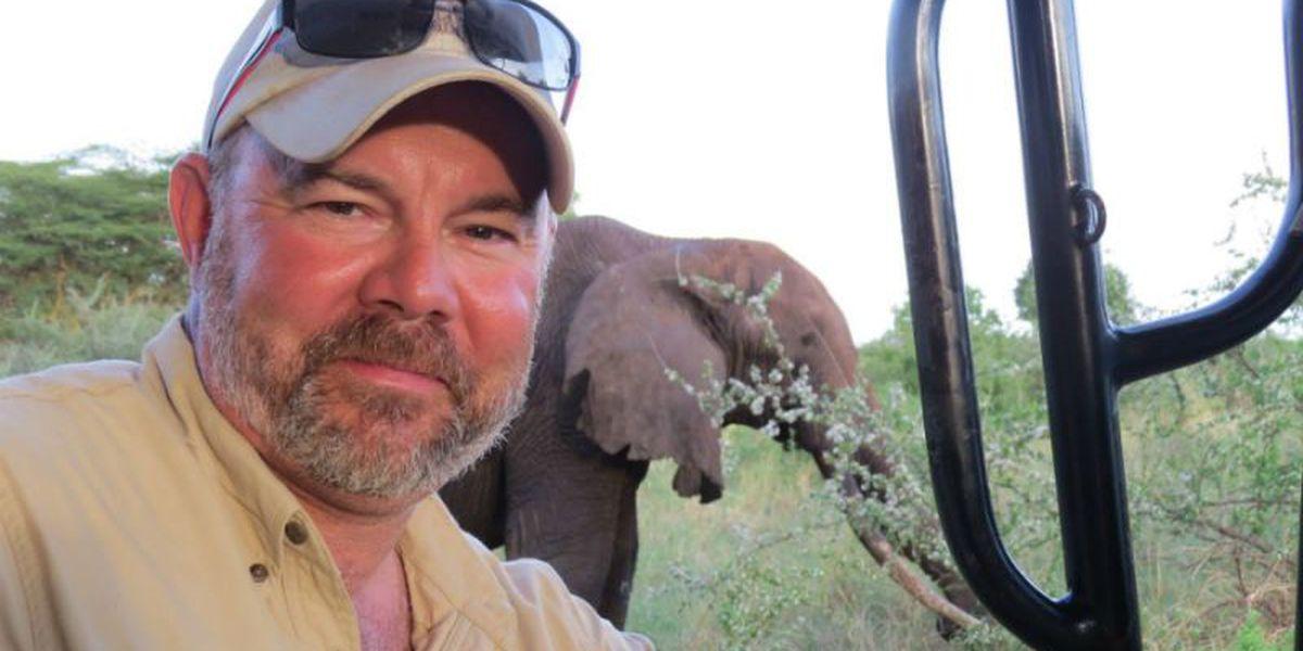 Lake Charles native to climb Mt. Kilimanjaro for elephants