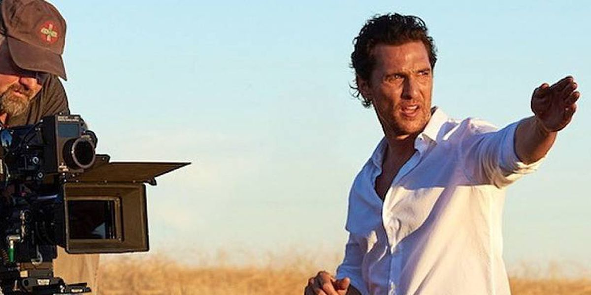Reports: Matthew McConaughey walks back comments on run for governor