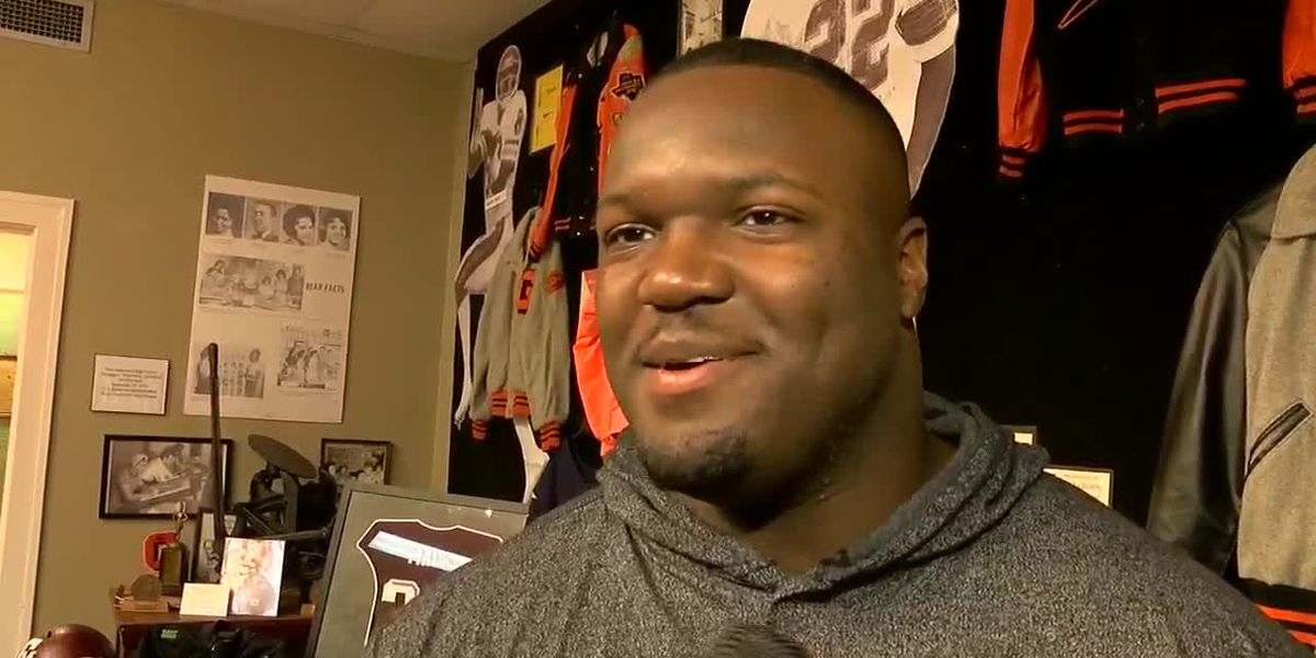 Daylon Mack hope to be next in a long line of East Texas draftees