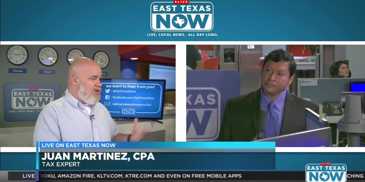 LIVE: Tax advice for last-minute filing - VOD